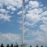 Flagpole solution